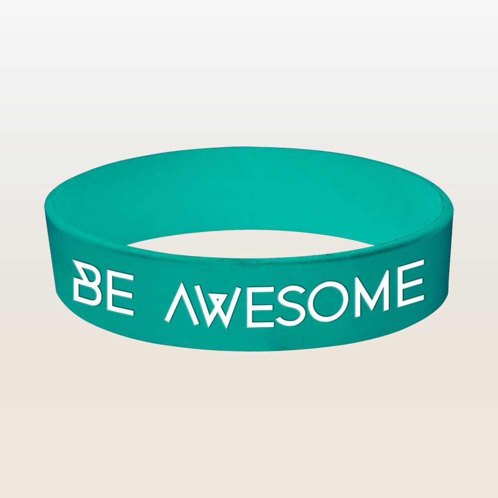 Be Awesome Wristband