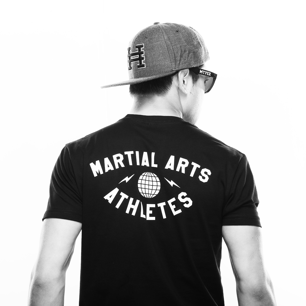 Tyler Weaver, Martial Arts Athlete