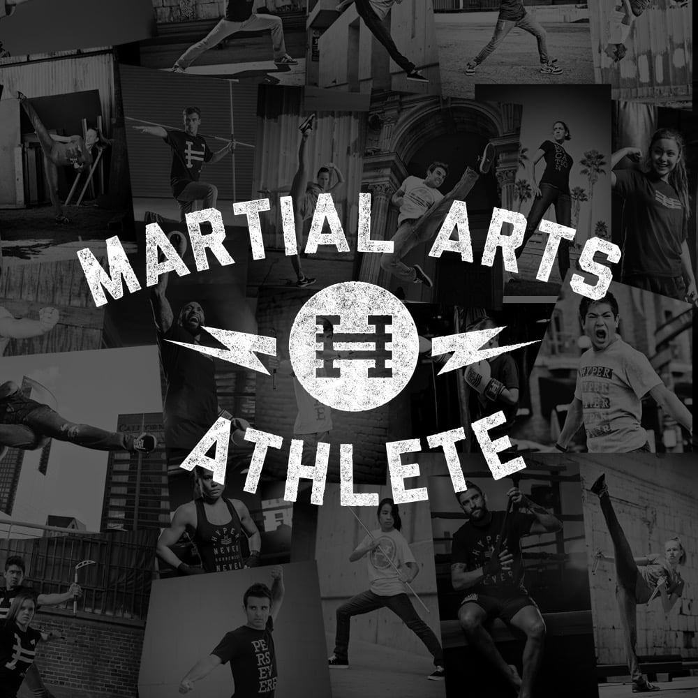 Martial Arts Athlete Day