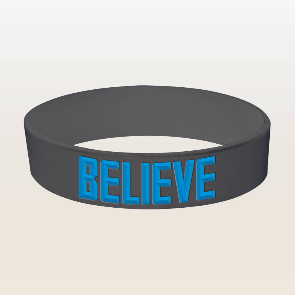 Believe Wristband