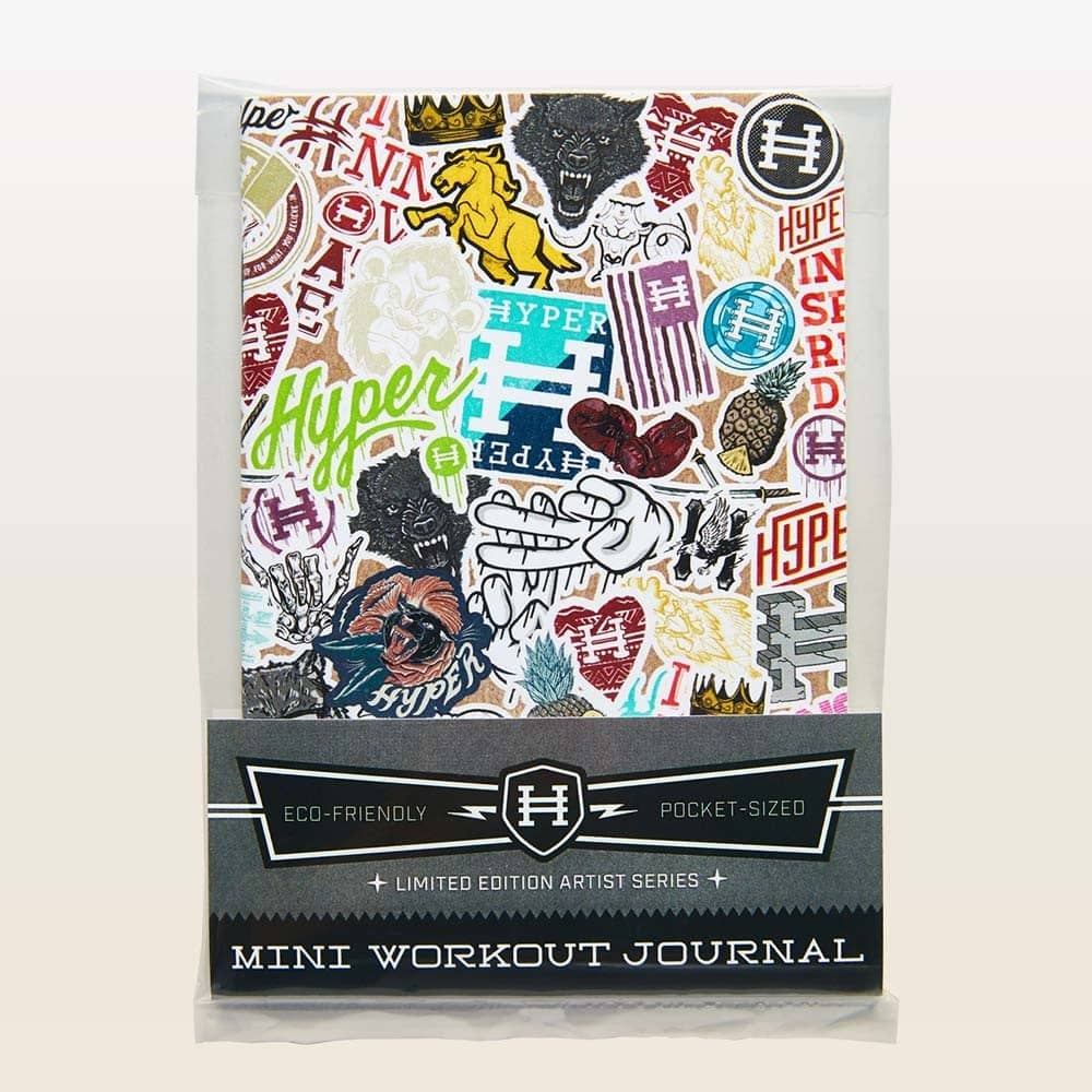 Artist Series Workout Journal